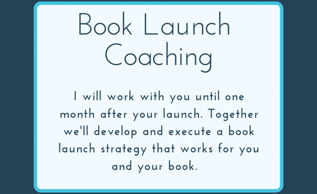 Book Launch Coaching Marissa Frosch