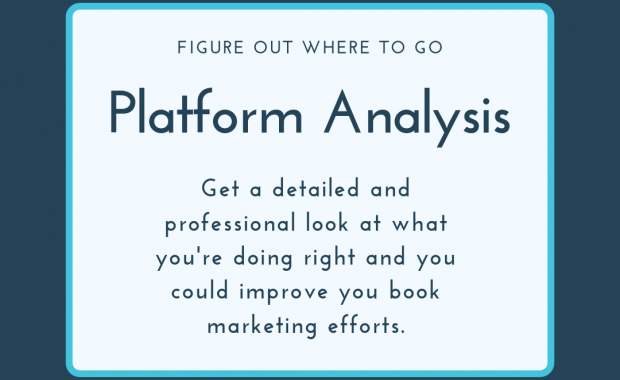Author Platform Analysis by marissa frosch